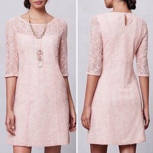 Maeve Lefkara Lace Dress
